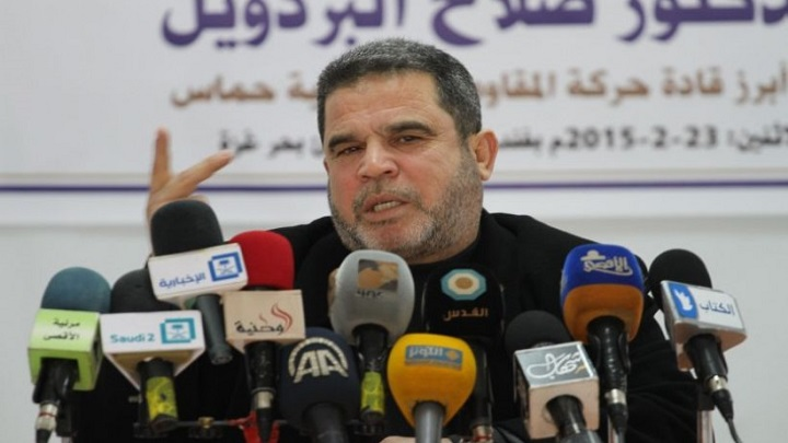 قيادي في حماس: كل الخيارات مفتوحة في حال اعلان ترامب القدس عاصمة للاحتلال