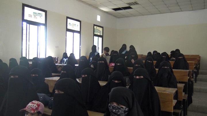 ذمار: فعالية ثقافية نسائية بمناسبة يوم المرأة المسلمة العالمي