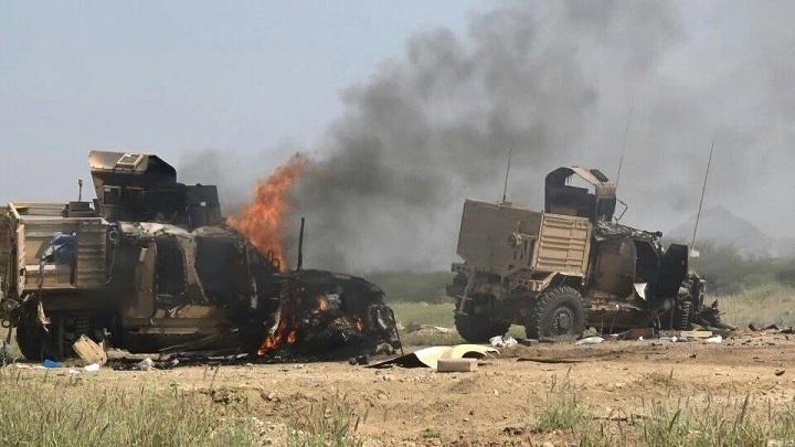 تدمير 13 مدرعة وآلية تابعة للعدوان ومرتزقته في الساحل الغربي خلال يوم واحد