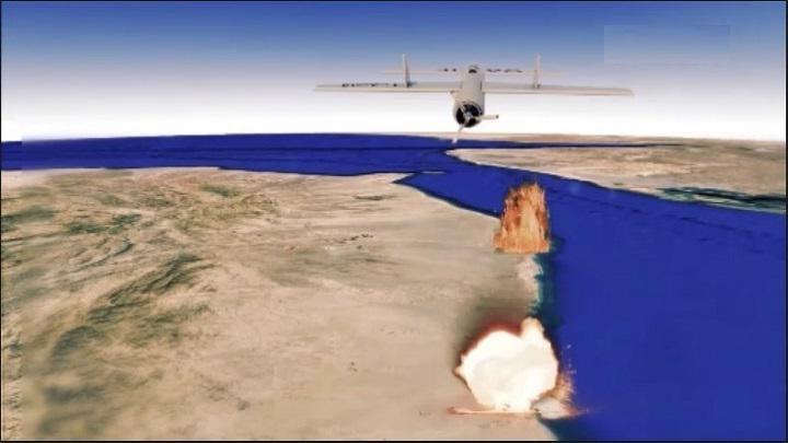 عملية عسكرية مشتركة لسلاح الجو المسير والمدفعية تستهدف تجمعات الغزاة في الساحل الغربي