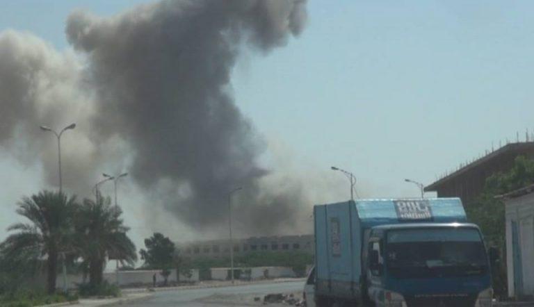 استشهاد خمسة مواطنين نتيجة غارات طيران العدوان في الحديدة