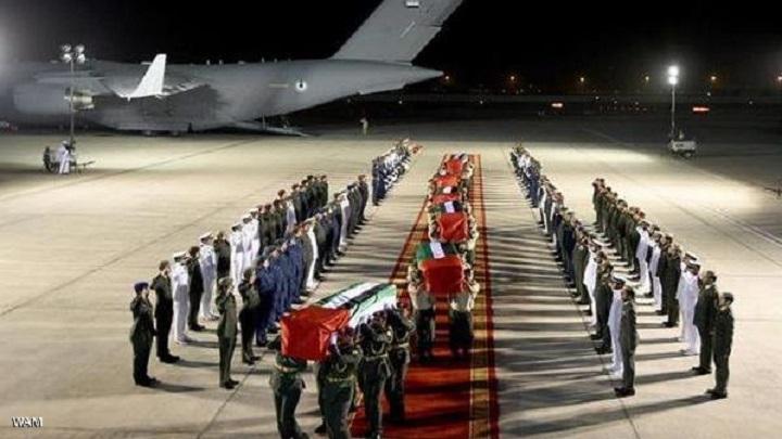 مصرع جنود إماراتيتين على ايدي الجيش واللجان الشعبية في الساحل الغربي وأبوظبي تعترف