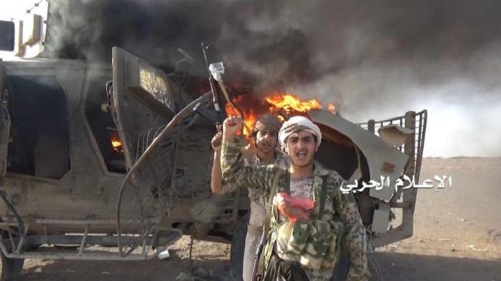 تدمير آليتين ومصرع العشرات من المرتزقة في جبهة الساحل الغربي
