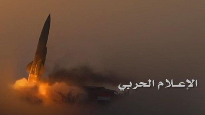 القوة الصاروخية تستهدف تجمعات العدوان ومرتزقته في الساحل الغربي بصاروخ توشكا