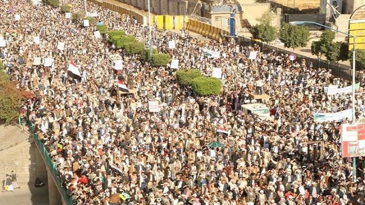 الشعب اليمني يحيي ذكرى استشهاد الإمام زيد بن علي عليهما السلام